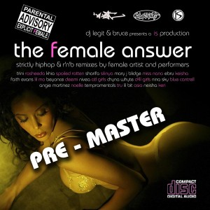 DJ Legit - The Female Answer